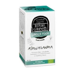 Royal Green Ashwagandha Kapseln 60 Stk.