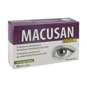 Macusan Tabletten Areds 2 60 Stk.