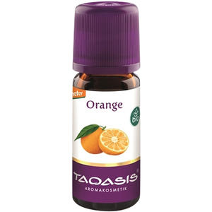 Taoasis Ätherisches Öl Bio Orange 10 ml