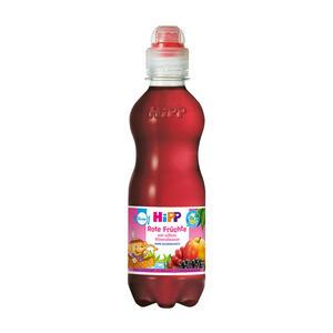 Hipp Getränk St Mineralquellenprodukt 300 ml Rote Früchte