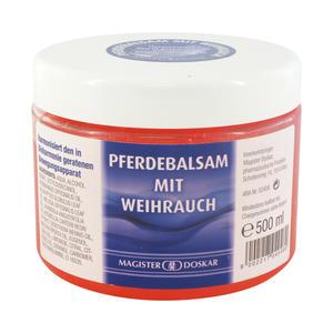 Mag. Doskar Pferdebalsam plus Weihrauch 500 ml