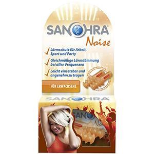 Sanohra Noise Lärmschutz für Erwachsene 2 Stk.