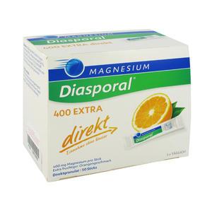 Magnesium Diasporal 400 Extra Direkt 50 Stk.