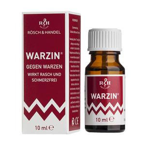 Warzin Warzenmittel 10 ml