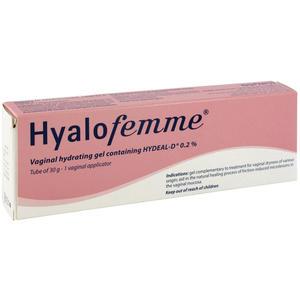 Hyalofemme Vaginalgel plus Applikator 30 g