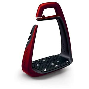 Freejump SOFT'UP CLASSIC PEARL RED / BLACK