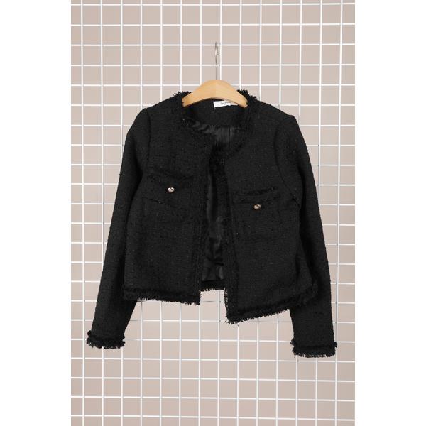 Bouclé Jacket Anni