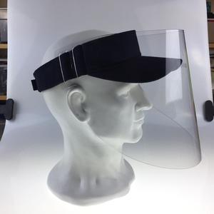 Gesichtsschutzkappe Schwarz