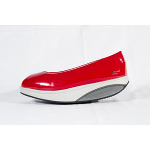 Original MBT Schuhe Damen-KIANGA crimson