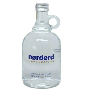 Norderd Vodka - Single Malt Vodka