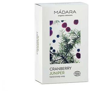 Mádara Körperpflege Cranberry Juniper Hand & Body Soap, 150 ml