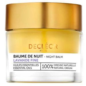 Decléor Lavender Fine Lavandula Iris Rejuvenating Night Balm, 15 ml