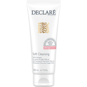 Declaré Allergy Balance Soft Cleansing for Face and Eye Make-up, 200 ml