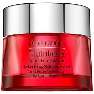 Estée Lauder Nutritious Super-Pomegranate Radiant Energy Night Creme/Mask, 50 ml