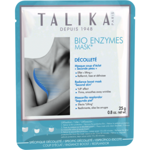 Talika Bio enzymes Mask Décolleté, 25 ml