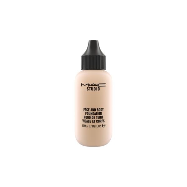 MAC Face and Body Foundation, C1, 120 ml