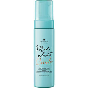 Schwarzkopf Professional Mad About Curls Light Whipped Foam, 150 ml