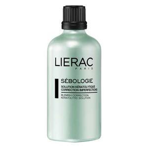 LIERAC Sébologie Solution Kératolytique Correction Imperfections, 100 ml