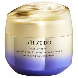 Shiseido Vital Perfection Uplifting and Firming Cream Enriched, 75 ml