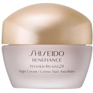 Shiseido Benefiance WrinkleResist24 Night Cream, 50 ml