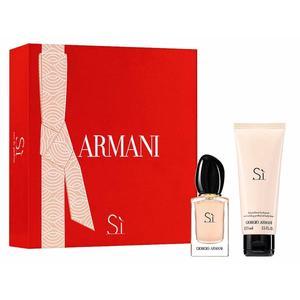 Giorgio Armani Sì SET (Eau de Parfum 30ml + Bodylotion 75ml), 1 Stk.