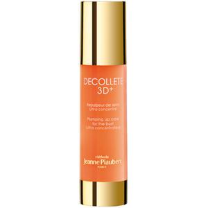 Jeanne Piaubert Decolleté 3D+ Plumping up care for the bust, 50 ml