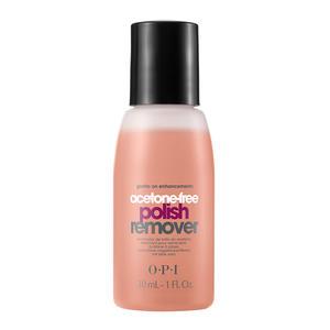 OPI Nagellackentfernung Nail Polish Remover Acetone free, 30 ml