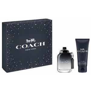 Coach For Men SET (Eau de Toilette 60ml + Duschgel 100ml), 1 Set