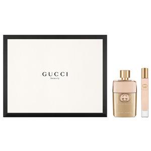 Gucci Gucci Guilty SET (Eau de Parfum 50ml + Rollerball 7,4ml), 1 Set