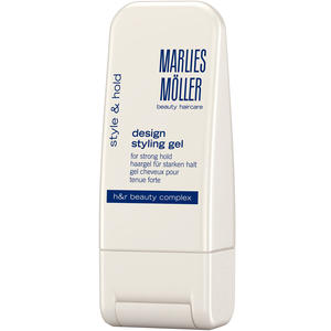 Marlies Möller Style & Hold Design Styling Hair Gel, 100 ml