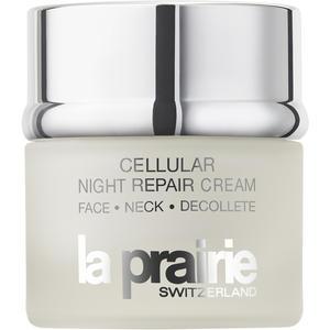 La Prairie Cellular Night Repair Cream face · neck · décolleté, 50 ml