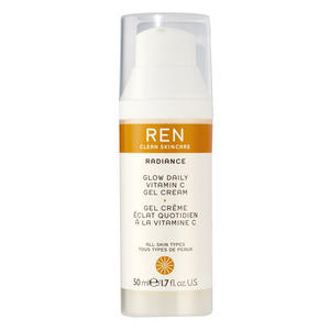REN Radiance Skincare Glow Daily Vitamin C Gel Cream, 50 ml