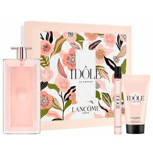 Lancôme Idôle SET (Eau de Parfum 50ml + Eau de Parfum Travel Spray 10ml + Bodylotion 50ml), 1 Set