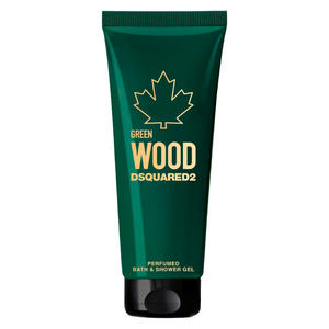 Dsquared² Green Wood Shower Gel, 250 ml