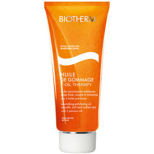 Biotherm Oil Therapy Huile de Gommage Exfoliating Oil, 200 ml