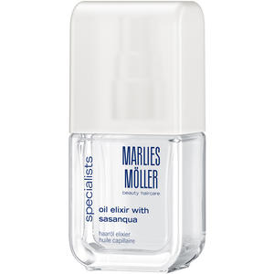 Marlies Möller Specialists Oil Elixier with Sasanqua, 50 ml