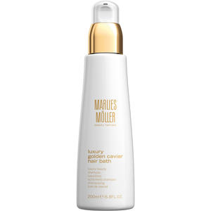 Marlies Möller Luxury Caviar Beauty Hair Shampoo, 200 ml (+GRATIS Micelle Pre-Shampoo Reisegröße)