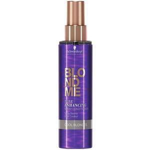 Schwarzkopf Professional BlondMe Tone Enhancing Spray Conditioner Cool Blondes, 150 ml
