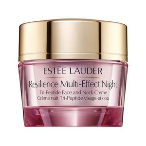 Estée Lauder Resilience Multi-Effect Night Tri-Peptide Face and Neck Creme, 50 ml