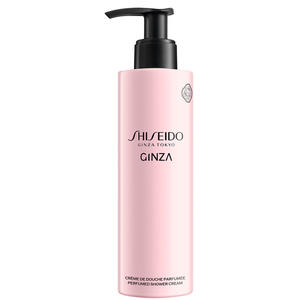 Shiseido Ginza Shower Cream, 200 ml