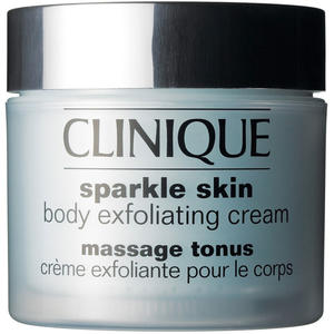 Clinique Sparkle Skin Body Exfoliating Cream, 250 ml