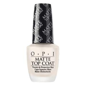 OPI Nagelpflegeprodukte Matte Top Coat, 15 ml