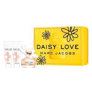 Marc Jacobs Daisy Love SET (Eau de Toilette 50ml + Body Lotion 75ml + Shower Gel 75ml), 1 Set