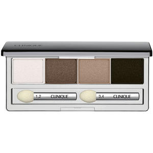 Clinique All About Shadow Eyeshadow Quad, 09 Smoke and Mirrors, 4.8 g