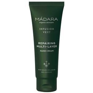 Mádara Körperpflege Infusion Vert Repairing Multi-Layer Hand Cream, 75 ml