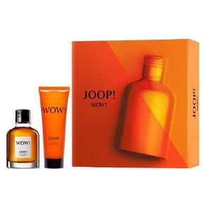Joop! WOW! SET (Eau de Toilette 60ml + Shower Gel 75ml), 1 Set