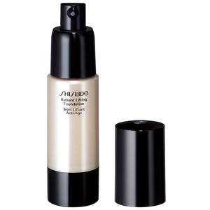 Shiseido Radiant Lifting Foundation SPF 15, I40 Natural Fair Ivory, 30 ml