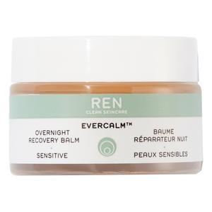 REN Evercalm Overnight Recovery Balm, 30 ml (+GRATIS Tonic)