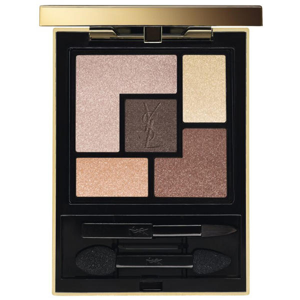 Yves Saint Laurent Couture Eye Shadow Palette, 14 Rosy Glow, 5 g