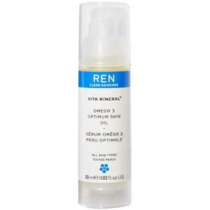 REN Vita Mineral Omega 3 Optimum Skin Oil, 30 ml